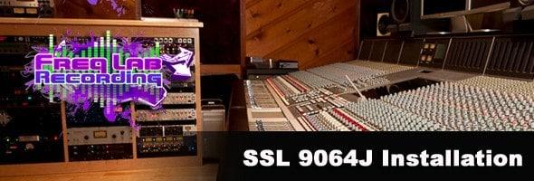 freqlab-SSL-9064J-Installation