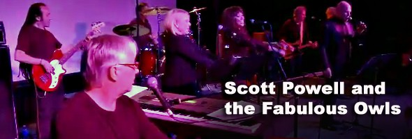 Scott Powell and the Fabulous Owls-feature