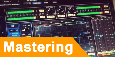 Online Audio Mastering Services