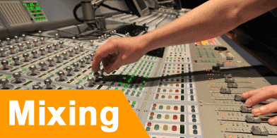 Audio Mixing & Editing