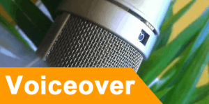Voice-over Production Services