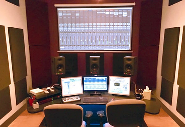 TravSonic Mixing Room St. Louis, Audio Post Production & Surround Sound