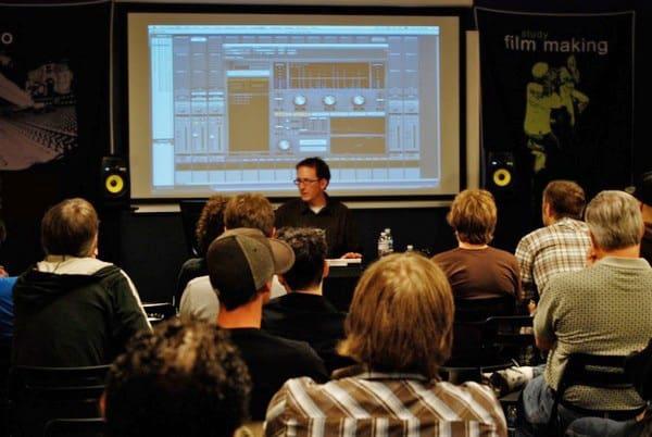 Audio Production Workshops, Training, Tutoring, Production Classes
