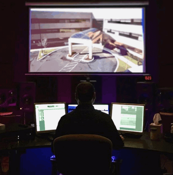 TravSonic Audio Mixing for Film