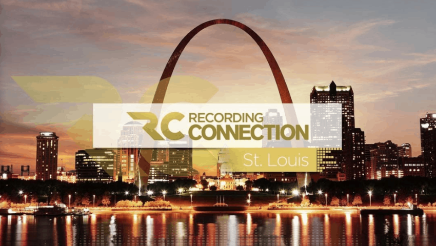 Official Recording Connection Mentor Studio in St. Louis