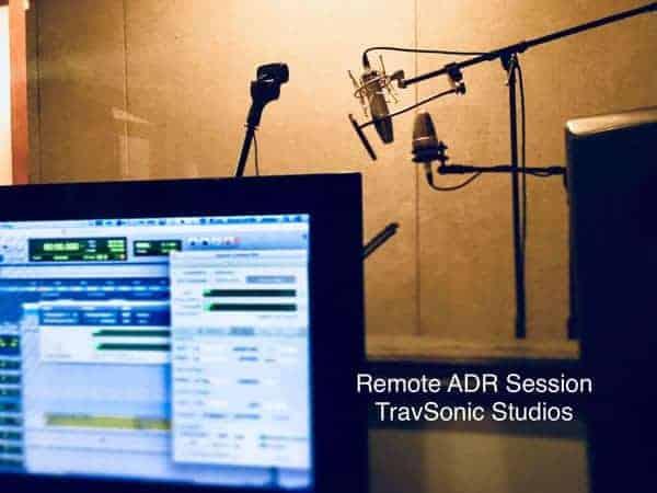 ADR studio image