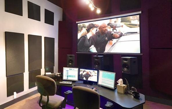 Recording Studio, audio mixing, audio post production, surround sound for film, sound design, editing, voice-over in St. Louis.