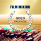 Film Mixing Gold Package