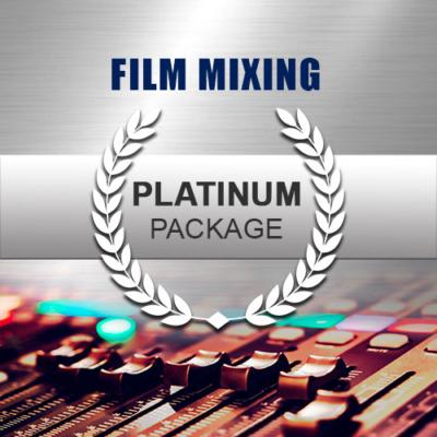 film mixing PLATINUM package