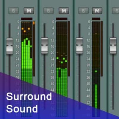 Surround Sound Mixing