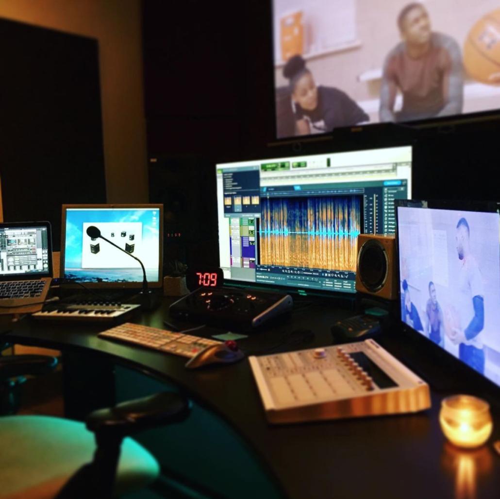Audio Post-Production Services