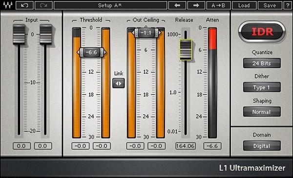Waves L1 Ultramax