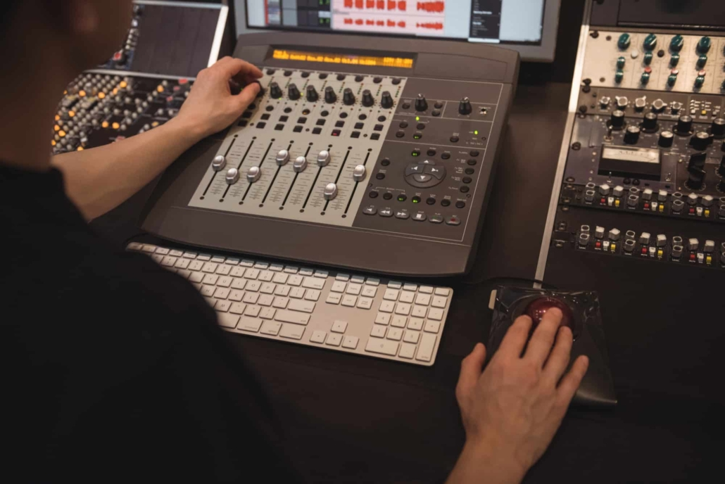 Get Quality Recordings and Mixes from your Home Studio
